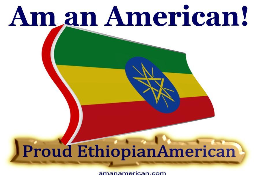 Ethiopian Bumper Sticker
