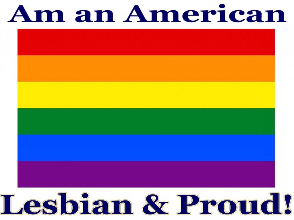 Lesbian Proud