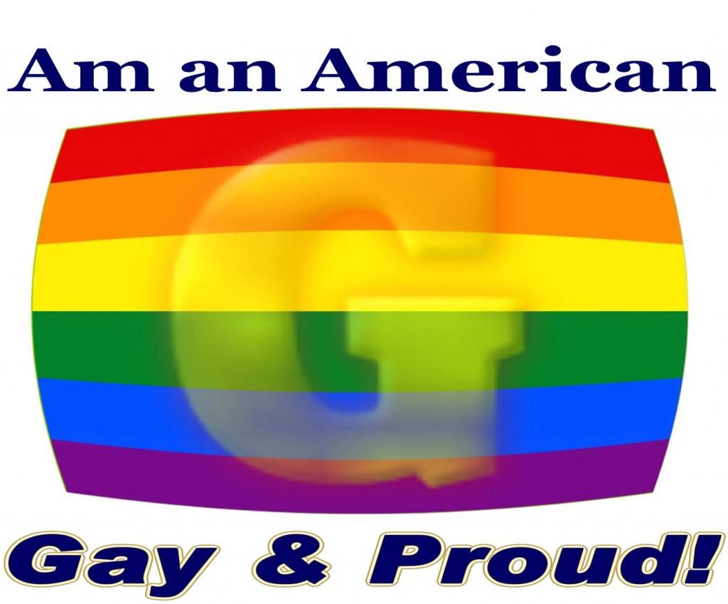 Gay & Proud!